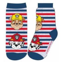 Rubber csíkos zokni (23-34)