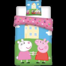 Peppa és Suzy ágyneműhuzat