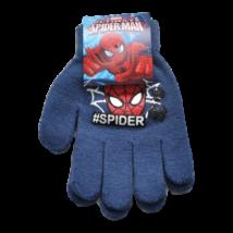 Pókember kesztyű kék 2