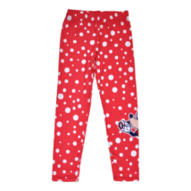 Minnie pöttyös leggings (104-128)