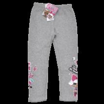 LOL baba meleg szürke leggings (104-140)