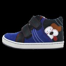Kutyás kék cipő (19-24)
