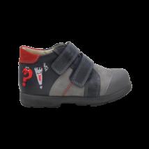 Szürke-kék supinált cipő (26)