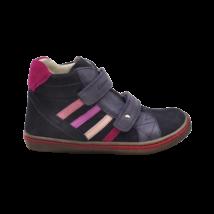 Csíkos lila cipő (30)