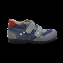 Szürke-kék supinált cipő (32)