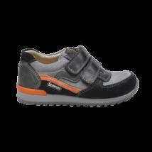 Szürke-narancs cipő (25)