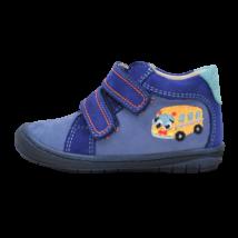 Buszos kék gyerekcipő (19-24)