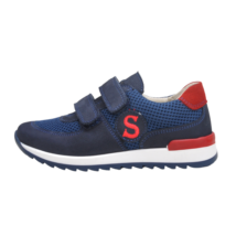 Kék-piros sportcipő (31-35)