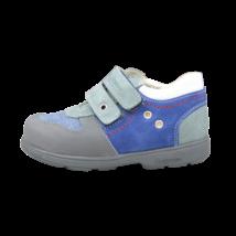 Kék-szürke supinált cipő (25-30)