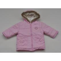 Rózsaszín télikabát (80)