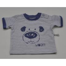 Kutyus mintás póló (56-62)