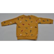 Mustár sárga pulóver (68)