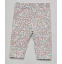 Virágos leggings