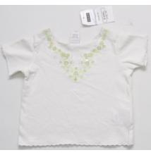Hímzett flitteres póló