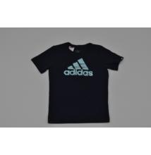 Sötétkék Adidas póló
