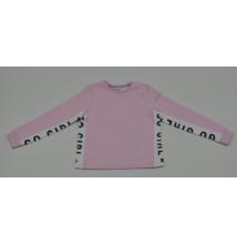 Rózsaszín melegítő felső