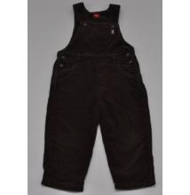 Barna kantáros nadrág