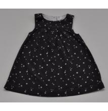 Csillagos bársony ruha