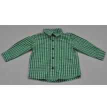 Zöld-Fehér kockás ing