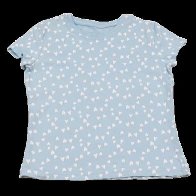 Szíves mintás póló (128)