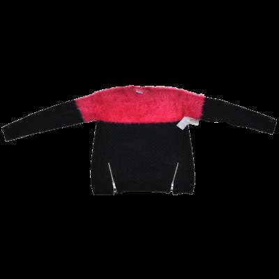 Cipzáras pulóver (158)