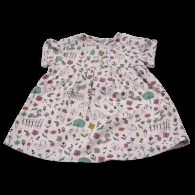 Mókus mintás ruha (62)