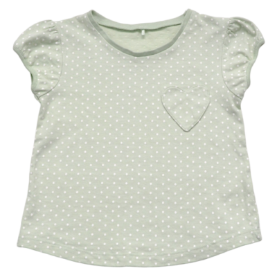 Pöttyös póló (110-116)