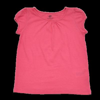 Rózsaszín póló (122-128)