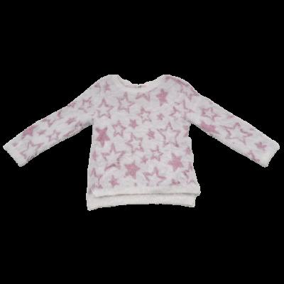 Csillagos pulóver (122-128)