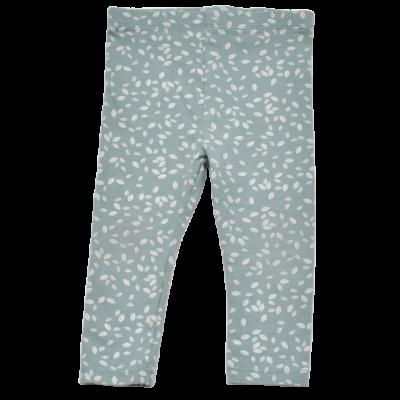 Levél mintás leggings (74-80)