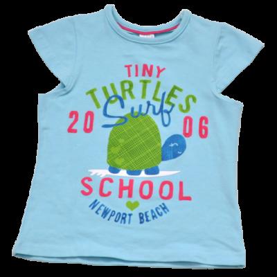 Teknős mintás póló (86-92)
