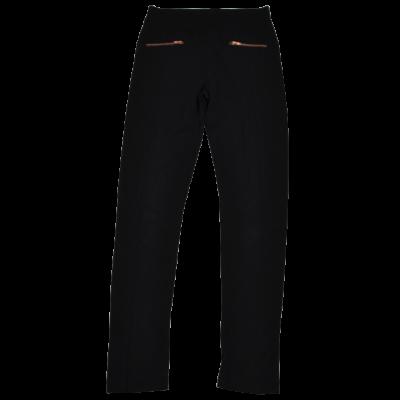 Rézcipzáras leggings (164)