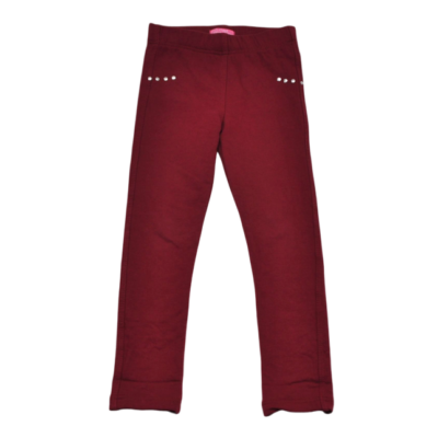 Bordó leggings (110)