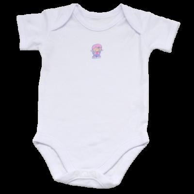 Kislány mintás body (68)