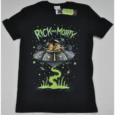 Rick and Morty póló (S) - Felnőtt méret (XS 05adba13b6