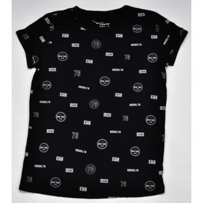 Fekete-fehér póló (S) - Felnőtt méret (XS 6bf1a24c64