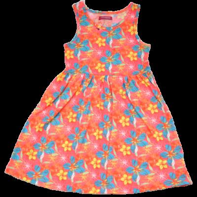 Élénk virágos ruha (122)