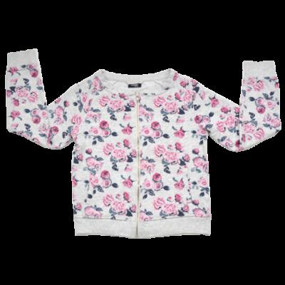 Rózsás pulóver (146-152)