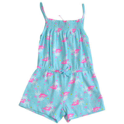 Flamingós playsuit (104)