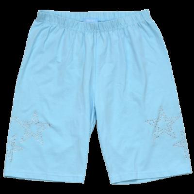 Strasszköves rövid leggings (158-164)
