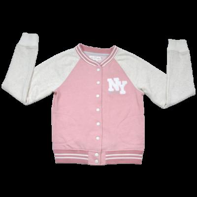 Rózsaszín baseball dzseki (170)