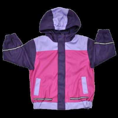 Lila-rózsaszín kabát (80-86)