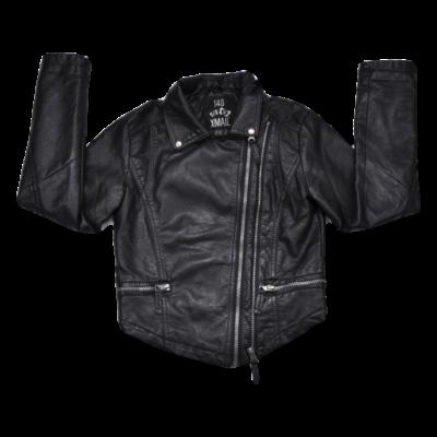 ec638767ff Fekete motoros dzseki (140) - 140 (9-10 év)