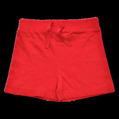 Piros rövidnadrág (86)