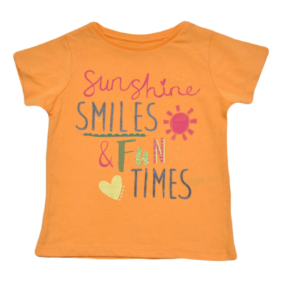 Narancs napos póló (98)