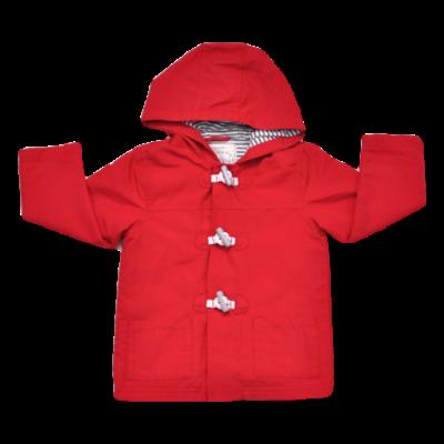 Szürke gombos kabát (86-92)