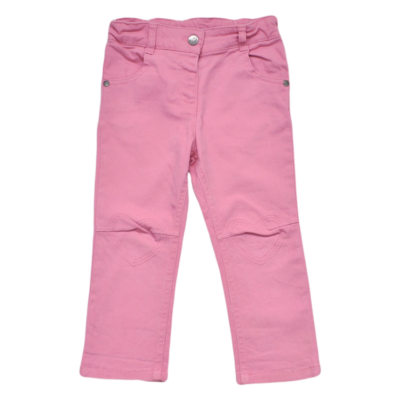 Rózsaszín szíves farmernadrág (92)