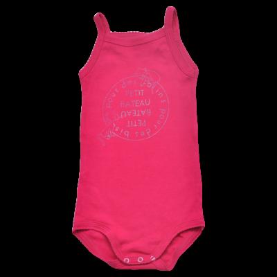 Pink pántos body (80)