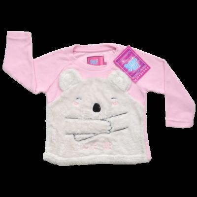Jegesmedvés pizsamafelső (98-104)