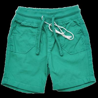 zöld bébi rövidnadrág